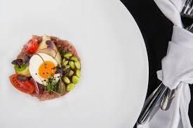 restaurant cuisine nicoise tuna tartare nicoise picture of catch bar restaurant oia