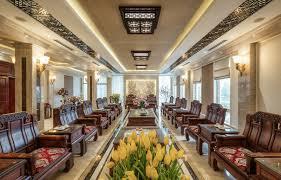 Luxurious Interior Design - interior luxury office in bac ninh thien thach photography