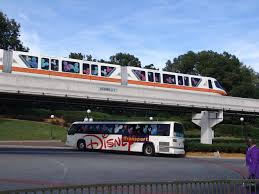 Disney World Monorail Map by Transportation At Walt Disney World Part 1 Passporter Com