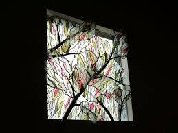 riggo design tree of stained glass window