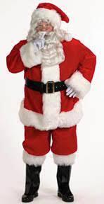 santa suit santa clothing costumes santa claus suit mrs
