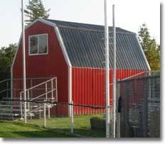 Gambrel Style Roof Gambrel Roof Barn U0026 Building Kits Hansen Pole Buildings