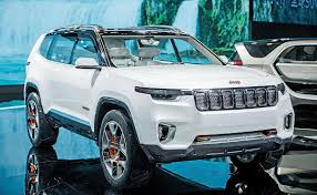 luxury jeep jeep yuntu inspiration for new flagship in china