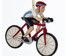 bicycle gift hub ornaments