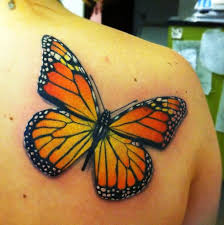 36 monarch butterfly tattoos