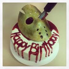 Halloween Cake Pans by Friday The 13th Cake Fall Pinterest Cake Birthdays And