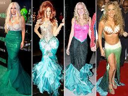 Mermaid Halloween Costume Photo Lauren Conrad Mermaid Costume Diy Halloween Costumes