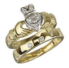celtic wedding ring sets exclusive wedding bands and celtic wedding rings a bit o
