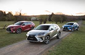 lexus luxury sports car 2018 lexus nx arrives in australia with appealing improvements