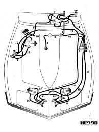 corvette vacuum systems guide headlight and windshield wiper