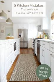 is renovating a kitchen worth it five kitchen remodel mistakes that we made so you don t