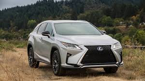 suv lexus 2016 critics u0027 notebook 2016 lexus rx 450h f sport the drive