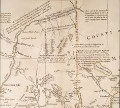 Paper Town Map An Accurate Map Of His Majesty U0027s Province Of New Hampshire In New