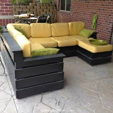 How To Make Patio Furniture Out Of Pallets Home Design Exquisite Garden Sofa From Pallets Outdoor Pallet