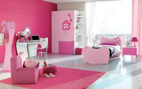 Bedroom Decorations For Girls by Beautiful Pink Barbie Bedroom Design And Decorations Picture Ideas
