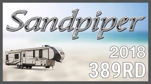 2018 forest river sandpiper 389rd model