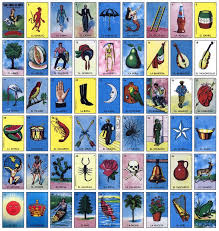 16 best loteria images on memories bingo cards and
