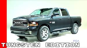 Dodge Ram Colors - 2018 ram 1500 2500 limited tungsten editions youtube