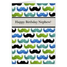 happy birthday mustache greeting cards zazzle