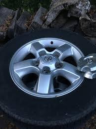 lexus lx450 wheel center cap for sale 4 100 land cruiser stock wheels w bridgestone duelers