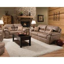 Sofa Loveseat Recliner by Corinthian Ulyses Sofa Transitional Style 18a3 Conn U0027s Home