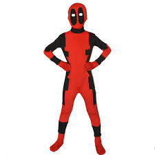 Halloween Costumes Boys Aliexpress Buy Kids Deadpool Costume Boy Deadpool