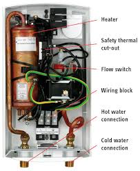 point of use tankless water heater for kitchen sink dhc single sink point of use tankless electric water heaters