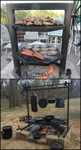 fire pit grill ideas for your backyard fire pit grill and backyard