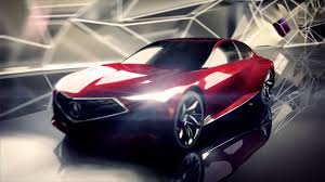 acura the acura precision concept debuting at naias 2016 youtube