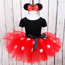 Minnie Mouse Halloween Costume Buy Wholesale Minnie Mouse Halloween Costume China