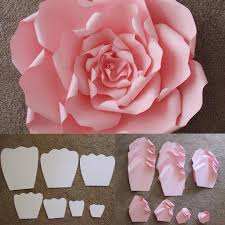 Wall Flower Decor by Here Are The Templates That Are Used To Make A Beautiful Large