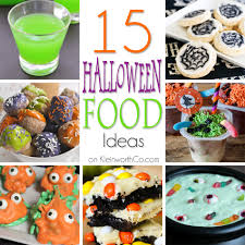 15 halloween food ideas kleinworth u0026 co