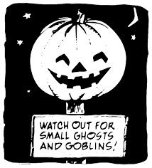 trick or treat pumpkin clipart 46
