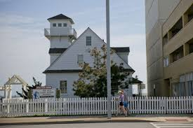 old coast guard station among oceanfront buildings considered for
