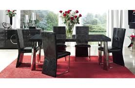 7 dining room sets 7 dining room set black pasadena furniture mart buy