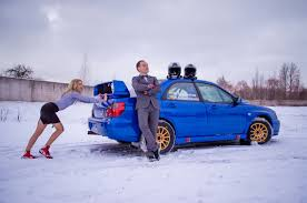 subaru snow naujas renaldo šeinausko ekipažo ralio automobilis u2013 u201esubaru