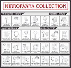 lighted magnifying makeup mirror lightluxe 5x lighted magnifying makeup mirror w bright led lights