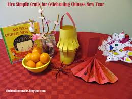 kitchen floor crafts five simple crafts for celebrating chinese