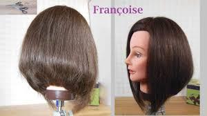 coupe cheveux d grad 2 coupe cheveux carré plongeant dégradé graduated layered bob