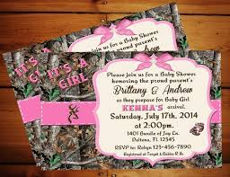camo baby shower invitations pink camo baby shower invites cimvitation