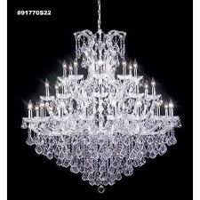 Florian Crystal Chandelier James R Moder Crystal Chandeliers Goinglighting