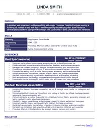 Sample Resume Of Graphic Designer by Graphic Designer Sample Resume Mcal Resume Blog
