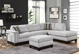 Coaster Sectional Sofa Light Grey Sectional Sofa Furniture40 Appealing Furniture Miami