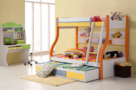 Kids Bedrooms Designs With Ideas Design  Fujizaki - Kids bedrooms designs