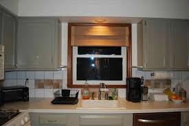 modern window treatments for kitchen decor window ideas