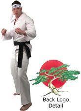 karate kid costume karate kid daniel san deluxe costume incogneato x large ebay