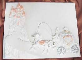 cinderella wedding invitations cheap wedding invitations cinderella castle coach fairy tale