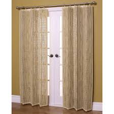 Curtains Ring Top Versailles Bamboo Ring Top Panel Hayneedle