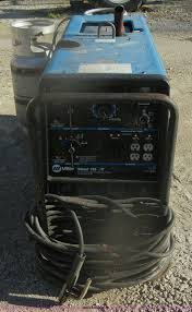 miller bobcat 225 propane welder generator item d4704 so