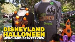 halloween merchandise 2016 interview in new orleans square at